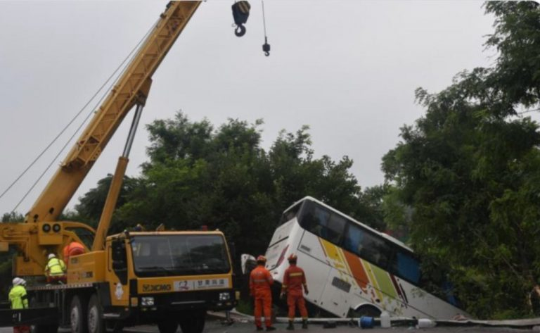 Incidente in Cina