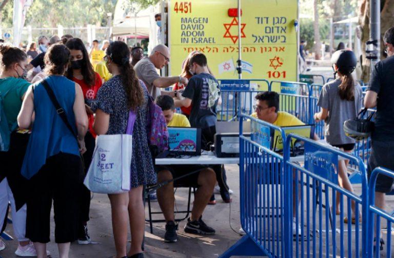 Israele lockdown settembre