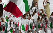 La squadra olimpica italiana
