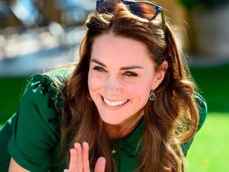 la duchessa di Cambridge Kate Middleton