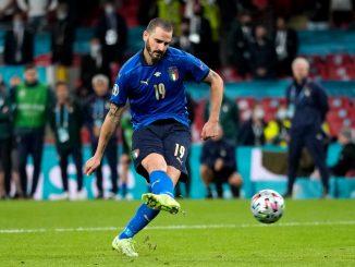 Euro 2020 e la finale tra Italia e Inghilterra, l'appello di Bonucci