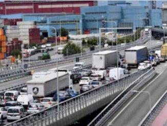 Liguria autostrada chiusa