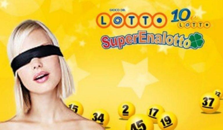 Lotto 29 luglio 2021