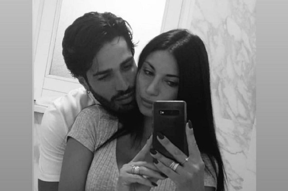 Luciano Punzo e Manuela
