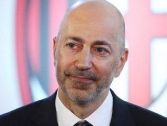 Milan Gazidis tumore