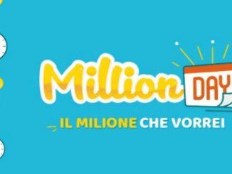 Million Day 30 luglio 2021