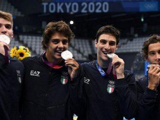 Olimpiadi medaglie morse