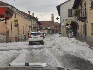 Piemonte temporale Cuneo