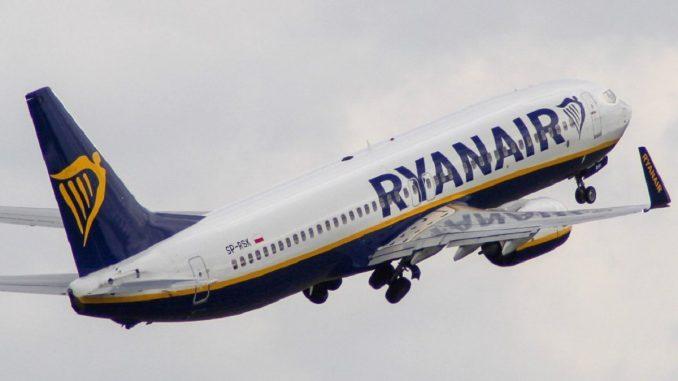 malore fatale a bordo di un volo Ryanair