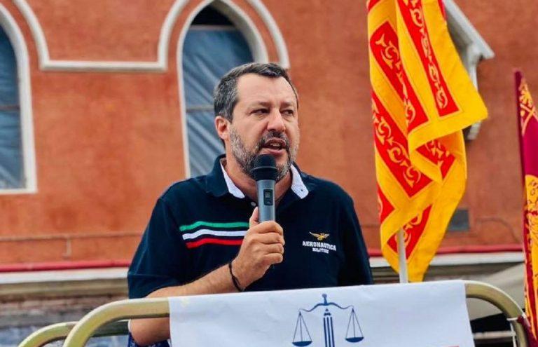 Matteo Salvini ha detto la sua sul green pass