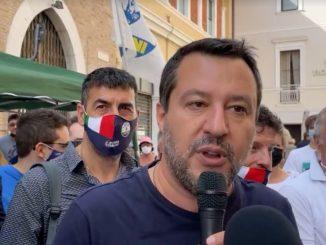 Salvini replica a Draghi