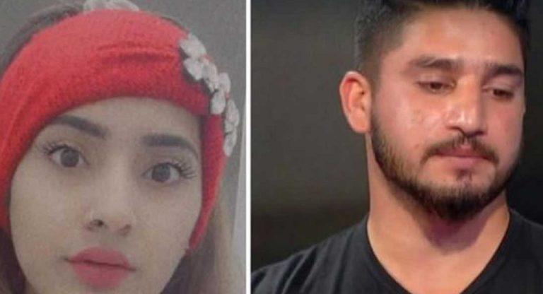 Saman e il fidanzato Ajub
