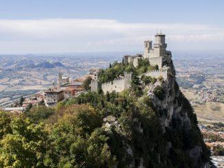San Marino Covid free