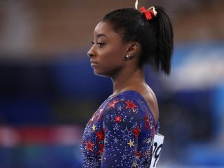 La vita della ginnasta Simone Biles