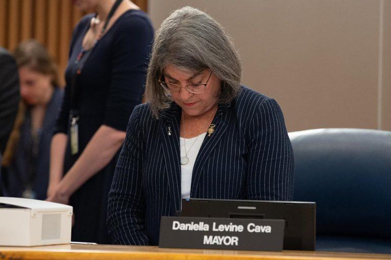 La sindaca di Miami Daniella Levine Cava