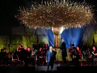 Teatro del Silenzio Bocelli