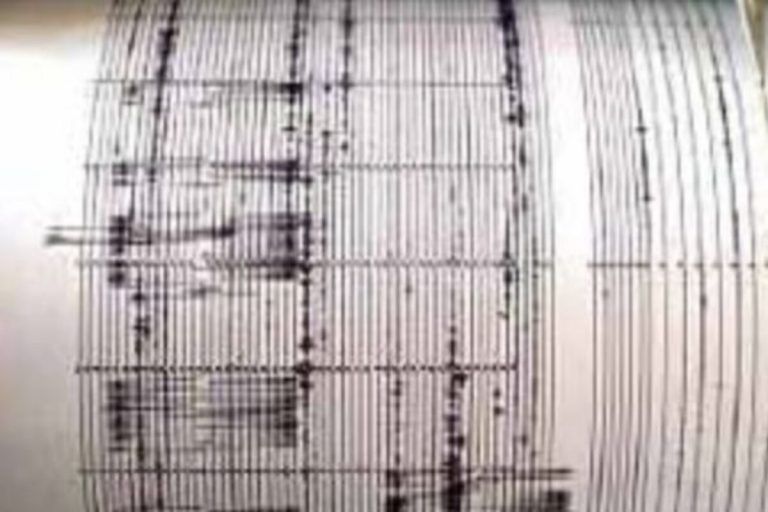 Terremoto California Nevada