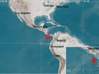Terremoto Panama
