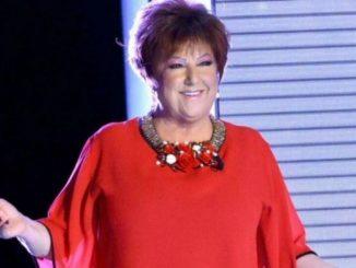 The voice Orietta Berti