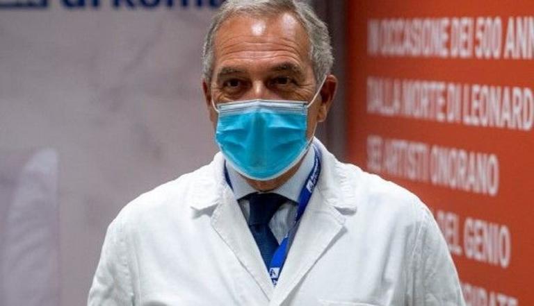 I professor Francesco Vaia