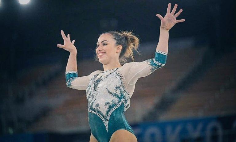 Notizie sulla ginnasta Vanessa Ferrari