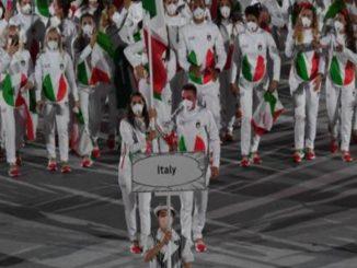 Atleti italiani isolamento Tokyo