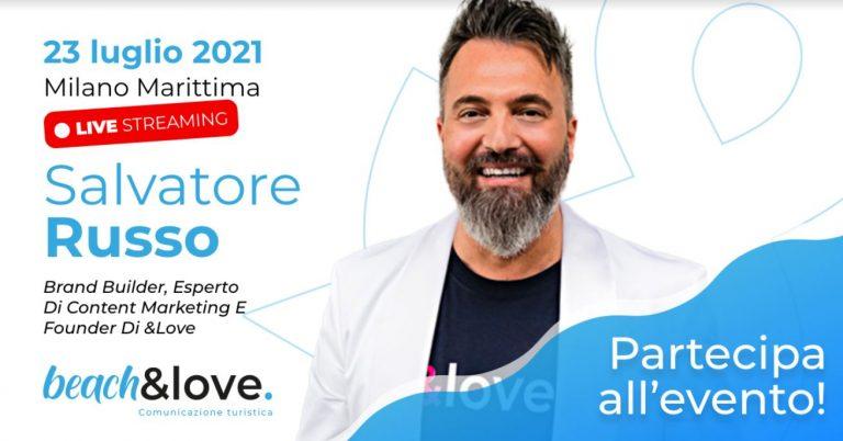 beach&love 2021 salvatore russo