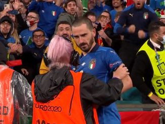 Bonucci steward