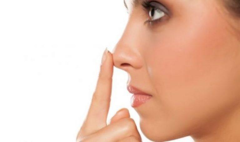 Difetti del naso
