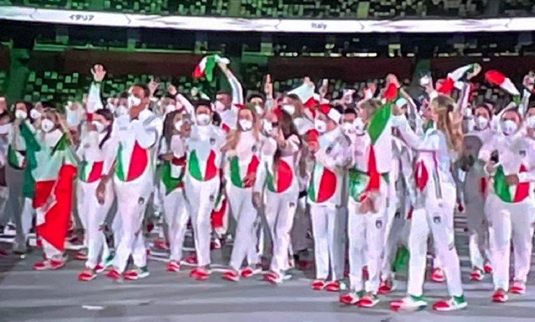 divise italia olimpiadi