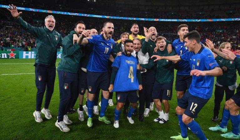 euro 2020 Italia finale