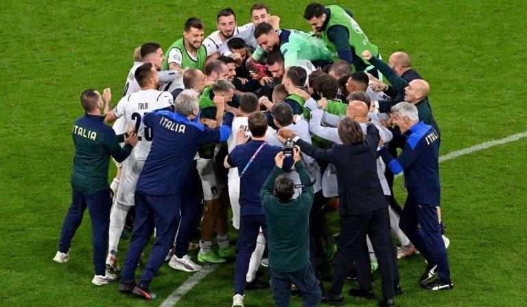 Euro 2020 Belgio Italia