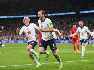 Euro 2020 Inghilterra Danimarca