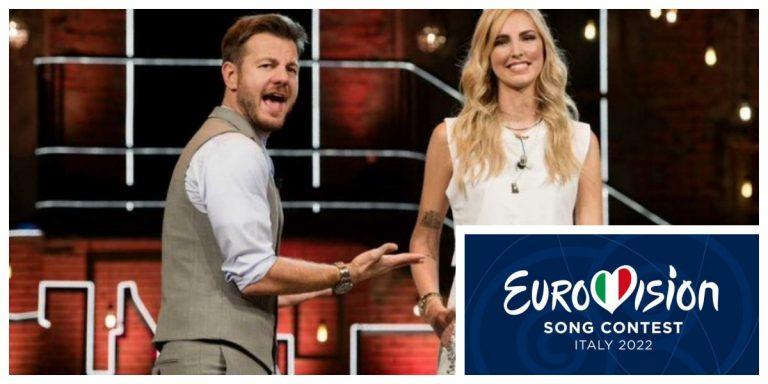 eurovision 2022 cattelan ferragni
