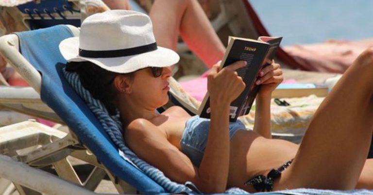 libri per la spiaggia