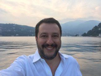 Salvini annuncia che ad agosto si vaccina contro il covid