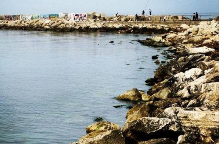 Una delle zone di San Benedetto con gli scogli