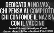 sindaco contro no vax