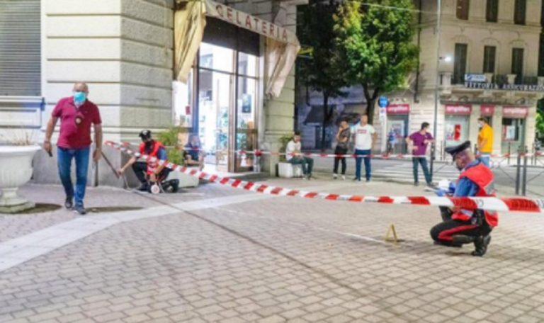 sparatoria Voghera consigliere Porcari