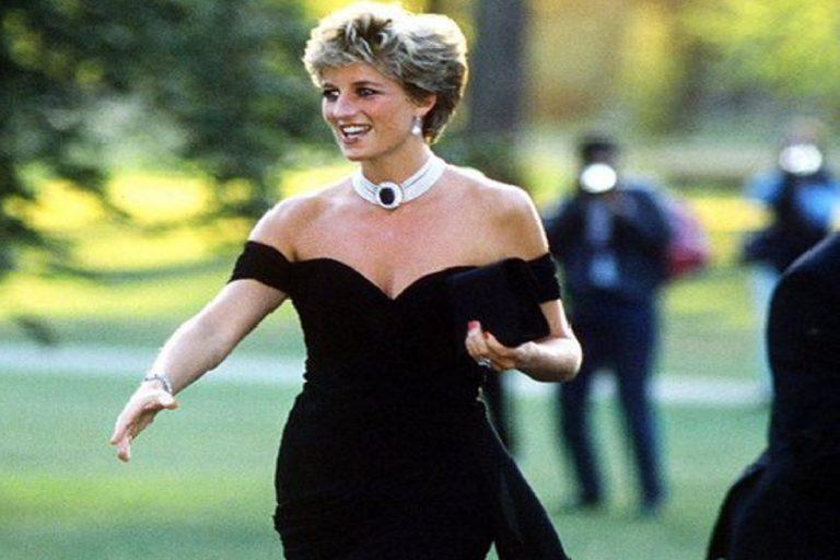 statua lady Diana