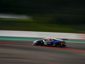 La Lamborghini di Jack Aitken