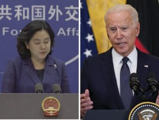 Afghanistan Cina attacca Biden