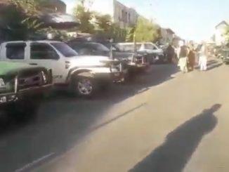 Afghanistan Talebani conquistano Herat