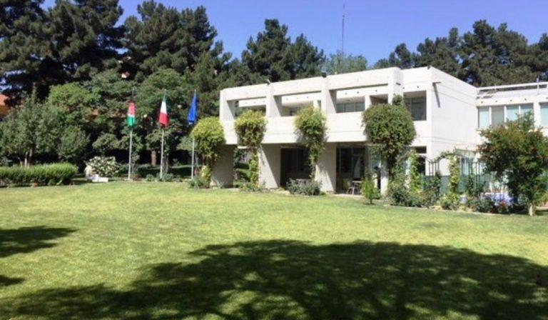 Afghanistan evacuazione italiani