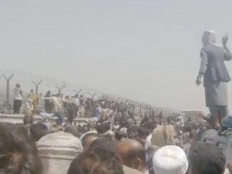 Afghanistan morti aeroporto Kabul