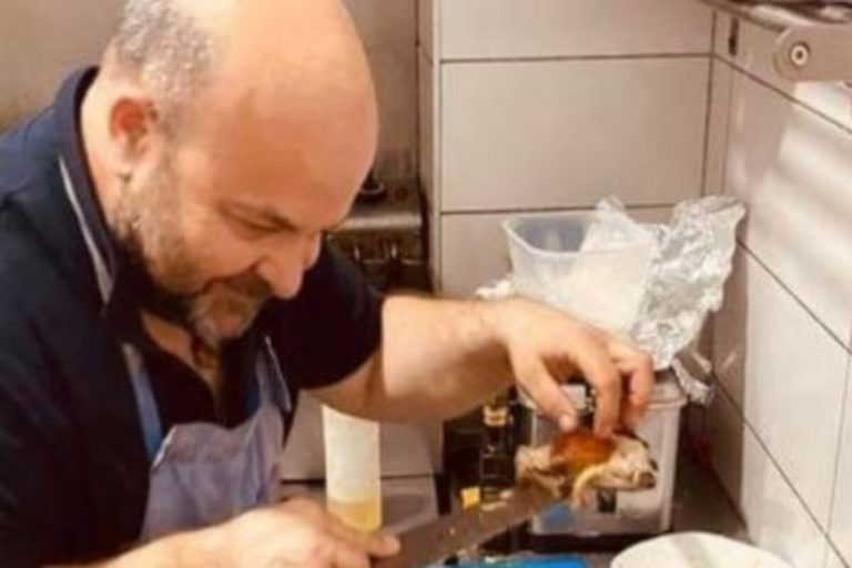 Chef Alessandro Paladin morto