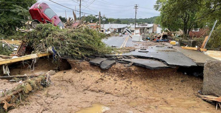 Usa, alluvione in Tennessee: almeno 10 morti