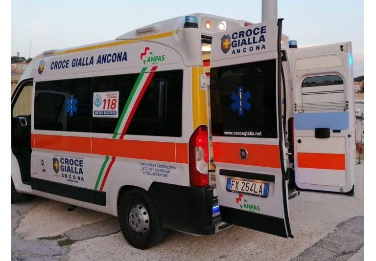 Ancona, caso di Covid in un traghetto