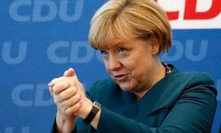"""La """"quasi ex"""" Cancelliera tedesca Merkel"""