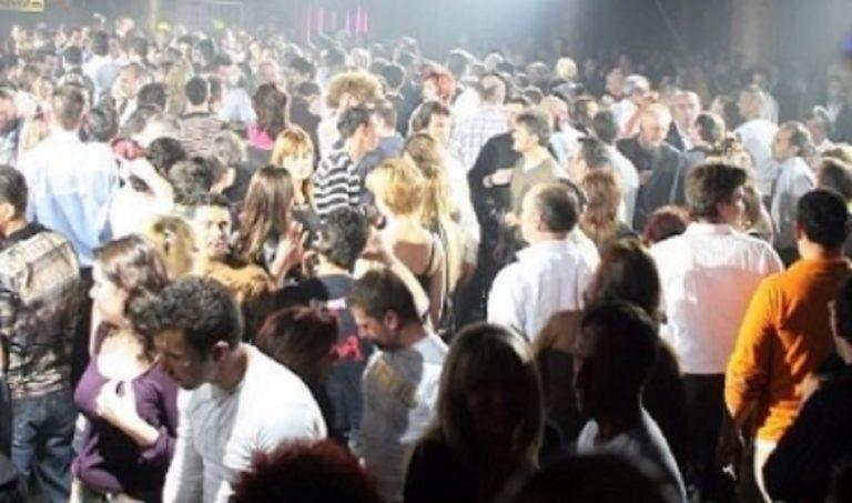 Appiano Gentile festa discoteca